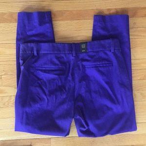 Aritzia royal purple pants